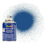 Spray blau, matt